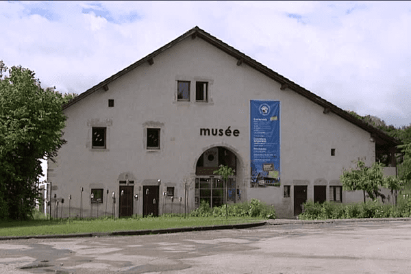 Le musée des maisons comtoises à Nancray.
