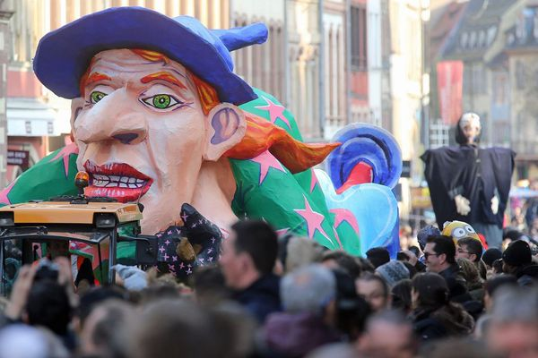 Le défilé du carnaval de Strasbourg est annulé pour troisième fois en onze ans.