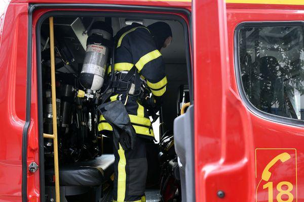 Deux fillettes de 4 et 9 ans ont péri, ce dimanche matin, dans l'incendie de leur maison à Gault-du-Perche (Loir-et-Cher). Photo d'illustration