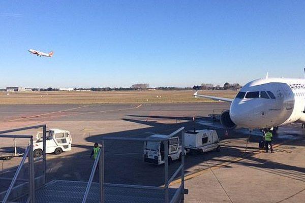 Les vols intérieurs,notamment vers Paris, restent le trafic majoritaire de l'aéroport de Montpellier-Méditerranée.