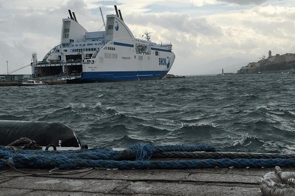 ILLUSTRATION - Un navire de la SNCM.