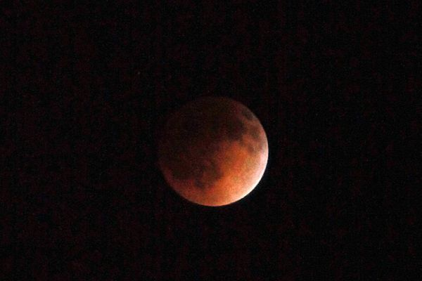 Eclipse lunaire totale visible aux États-Unis en 2014