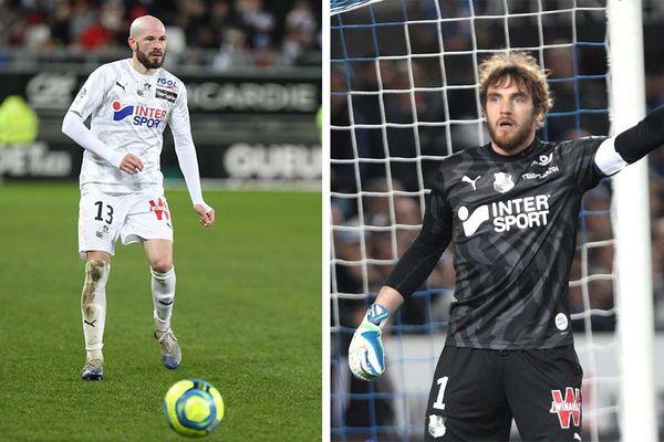 Christophe Jallet jouait pour l'Amiens SC depuis l'été 2019
