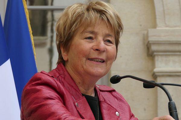 Marie-Guite Dufay, PS, candidate à sa propre succession pour les Régionales en Bourgogne - Franche-Comté