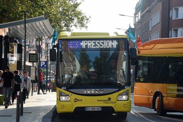 Des bus gratuits à Dunkerque