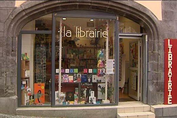 Installée rue des gras à Clermont-Ferrand, La Librairie survivra-t-elle a ses difficultés financières ?