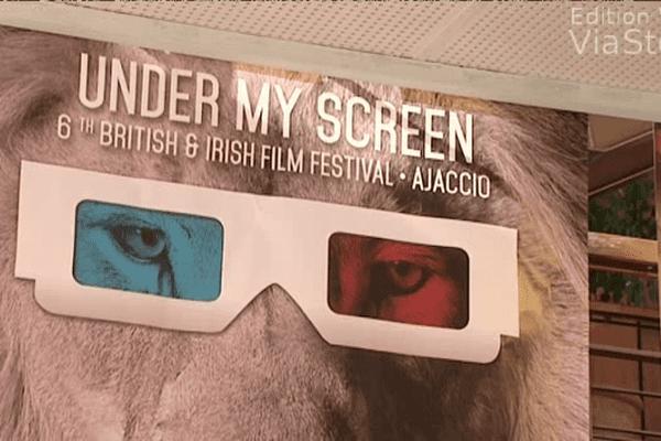 Du 16 au 19 octobre 2014, 6ème édition du festival du film anglais et irlandais d'Ajaccio