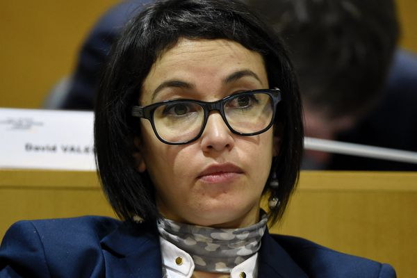 Lilla Merabet, vice-présidente de la Région Grand Est.