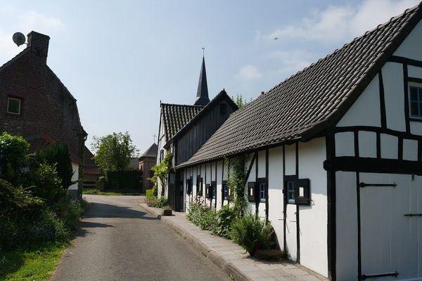 Les petites rues de Terdeghem