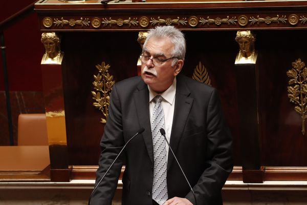 André Chassaigne, député communiste de la 5ème circonscription du Puy-de-Dôme s'est prononcé contre la réduction du nombre de parlementaires, mesure souhaitée par le Président de la République Emmanuel Macron.