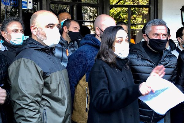La famille Giovannini a obtenu l'entretien avec les autorités qu'elle demandait.