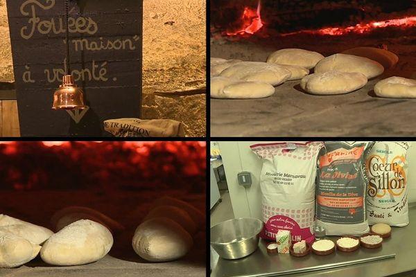 En Anjou, une dizaine de restaurants en proposent désormais à leur menu : fouée ou fouace, la recette, elle n'a pas changée...