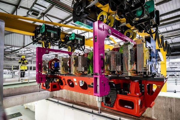 Le projet vise à remplacer le synchrotron historique, de troisième génération par un système encore plus puissant.