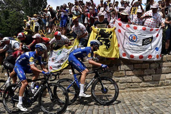 A la fin des 200 kilomètres de la première étape, l'auvergnat Julian Alaphilippe est arrivé 22ème au classement de l'étape. Quant à Romain Bardet, le brivadois est arrivé 92ème de l'étape. Et Florian Vachon 148e.