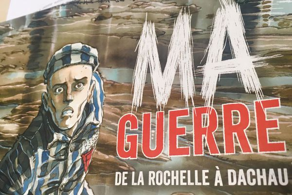 Ma guerre, de La Rochelle à Dachau, de Guy-Pierre Gautier et Tiburce Oger, publié aux éditions Rue de Sèvres