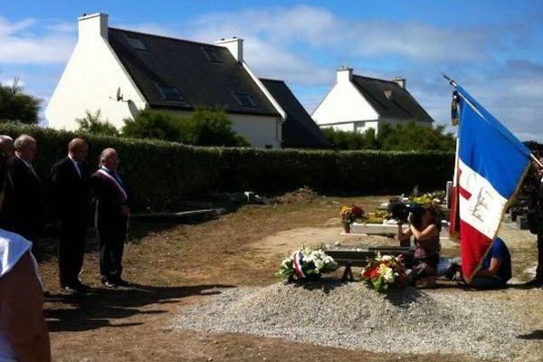 Clet Chevert est décédé le 9 mai dernier, c'était le dernier Sénan engagé dans les FNFL