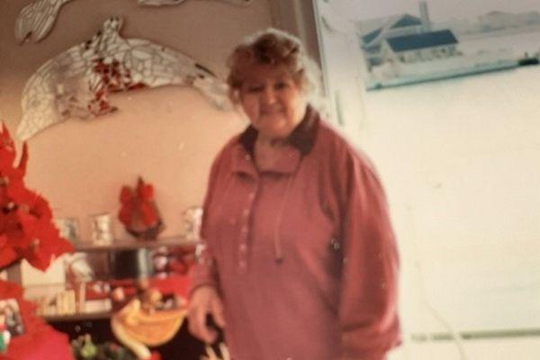Yvette, maman de Patricia