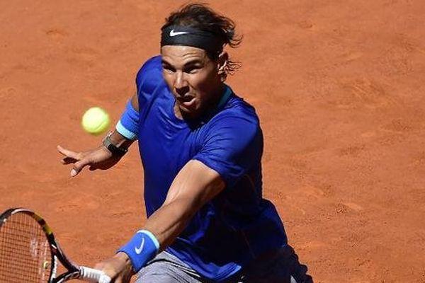 Rafael Nadal en quête pour un nouveau titre.