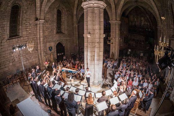 Le festival de musique classique de Rocamadour maintient tous ses concerts en août 2020 malgré la crise sanitaire