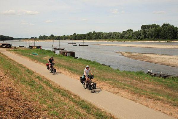 Itinéraire de la Loire à vélo