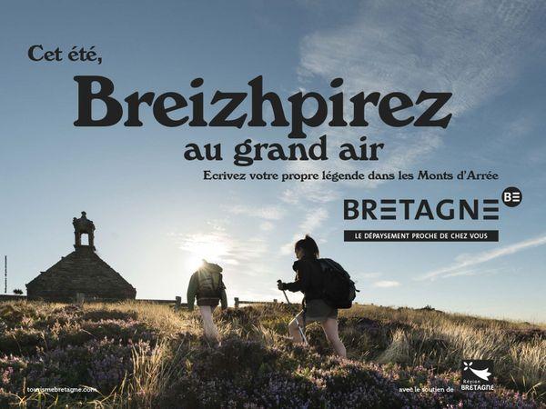 Une campagne ciblée et diffusée uniquement en Bretagne, Ile-de-France, Normandie et Pays de la Loire