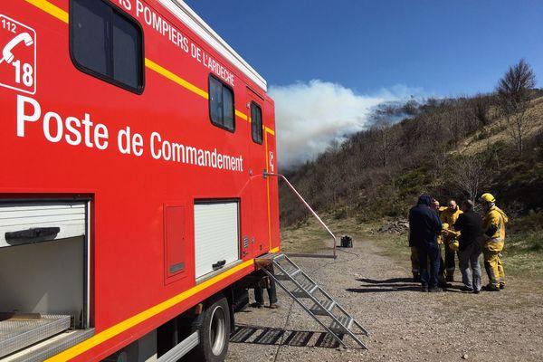 Le plan Alarme a été déclenché jeudi 20 août 2020 dans le nord de la Drôme afin de prévenir tout risque des feux de forêt.