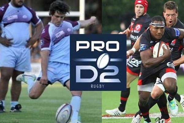 Pro D2 - 10e journée - dimanche 10 novembre 2013