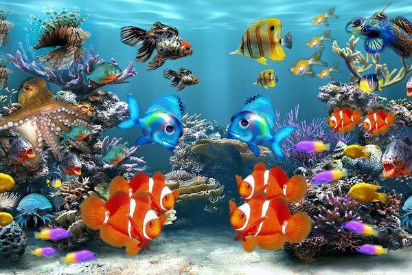 Petit poisson deviendra grand, méfiez vous