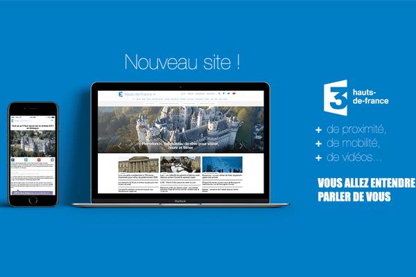 Découvrez les nouveaux sites de France 3 dans les régions