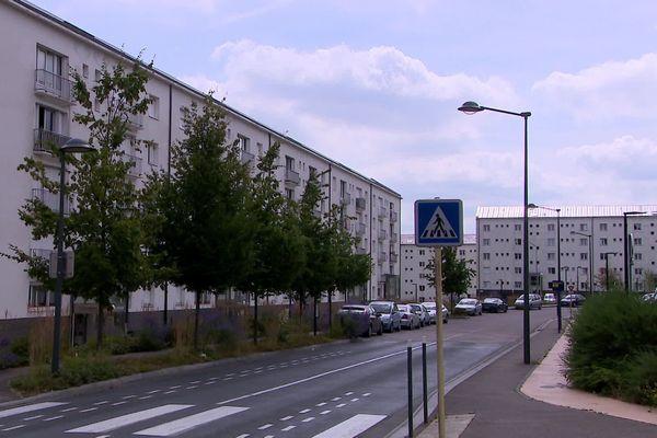 Le quartier de Canteleu (Seine-Maritime) où Mamoudou Barry a été agressé