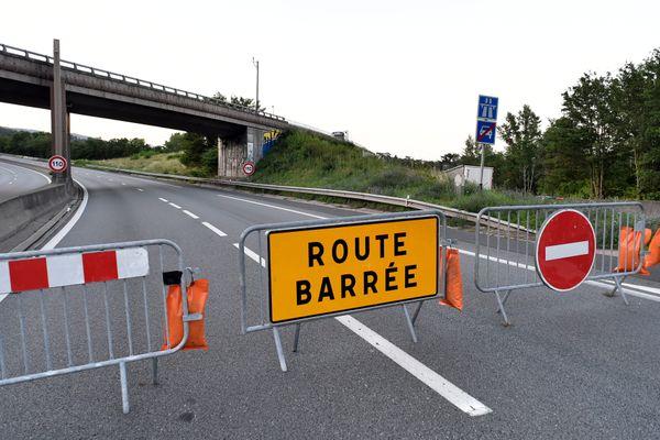 De nombreux chantiers ont lieu l'été sur les routes franciliennes.