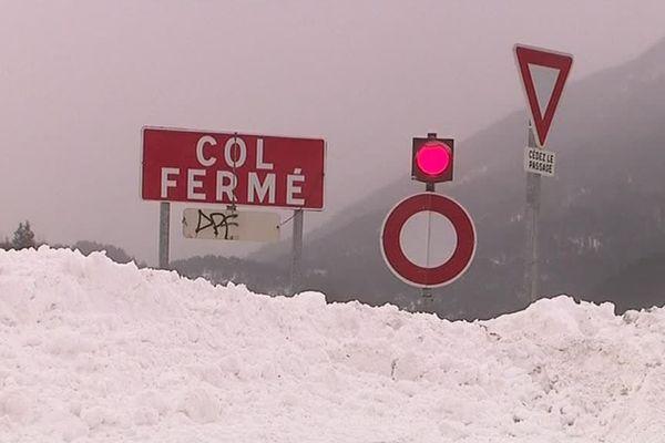 le col du Puymorens reste fermé à la circulation dans les Pyrénées-Orientales