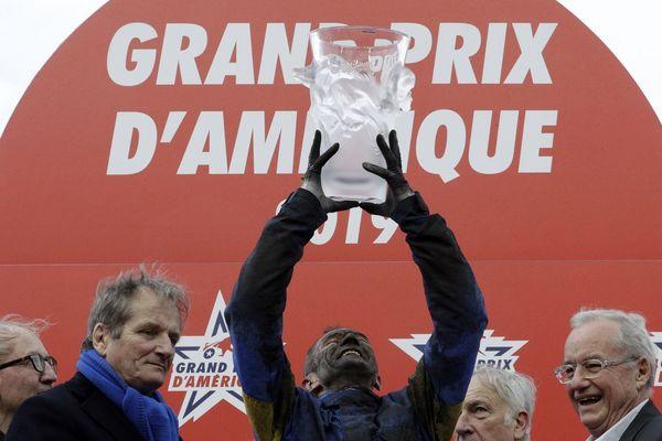 Jean-Michel Bazire a soulevé son quatrième trophée en tant que driver en 2019.