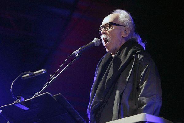 John Carpenter en concert au Primavera Sound Festival de Barcelone, en juin 2016.