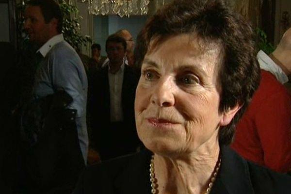 Martine Carrillon-Couvreur, députée de la Nièvre