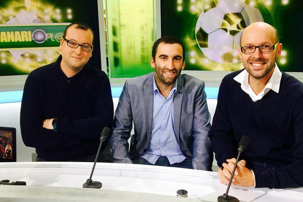 """La team """"Leroux"""" en force sur Canariplay"""