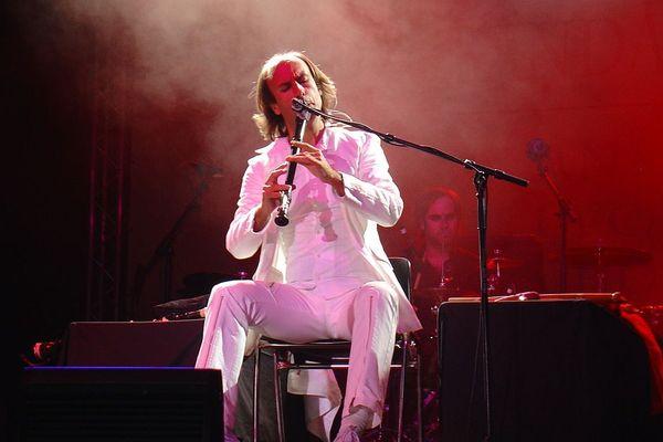 Carlos Nunez en 2007