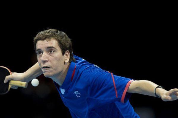 Le Niortais Pascal Pereira-Leal éliminé en quart de finale aux Paralympiques de Rio.