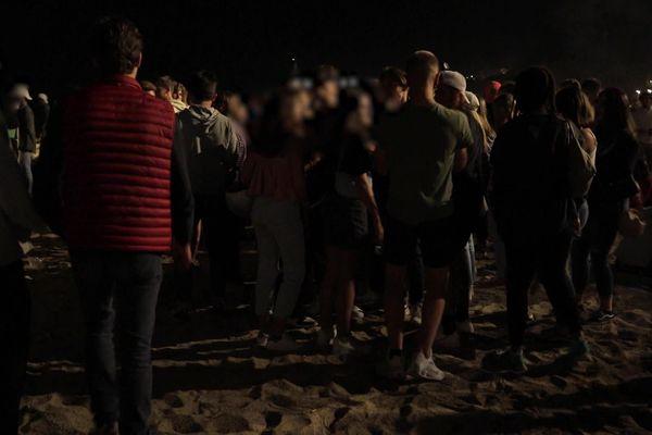 Des fêtes sauvages avaient eu lieu sur les plages du littoral l'été dernier.