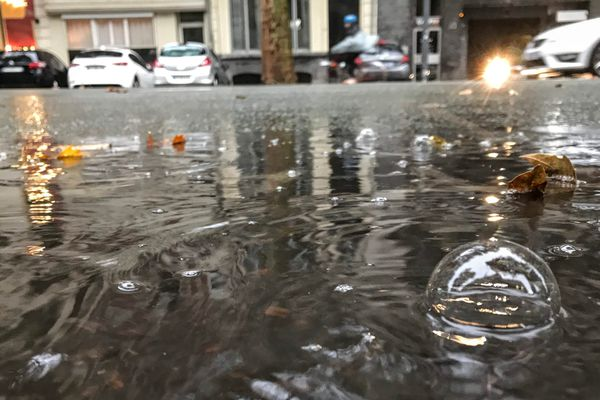 Pluie 26 septembre 2019