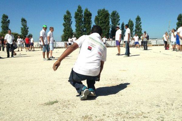 La rencontre avec l'équipe de Madagascar était la première partie importante pour la triplette Puccinelli