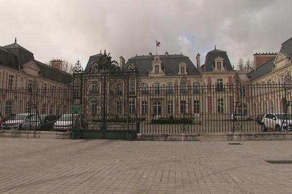 Photo d'illustration de la préfecture de Poitiers