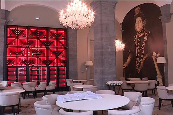 Le grand hôtel de Valenciennes ouvre ses portes après six ans de travaux