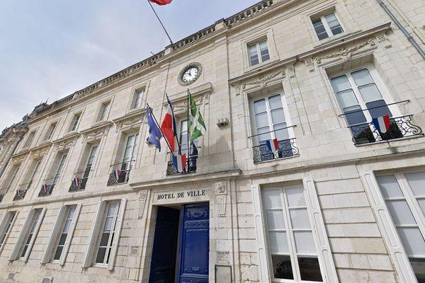 Hôtel de ville de Rochefort (17)