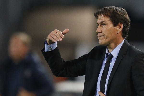 Rudy Garcia entraîneur de l'OM