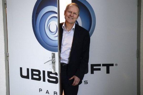 Yves Guillemot, le PDG de Ubisoft