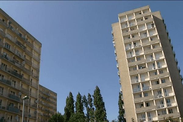 Le Blosne, à Rennes.