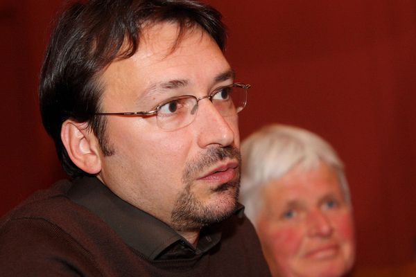 Frédéric Hilbert a mis l'écologie au centre de son programme.