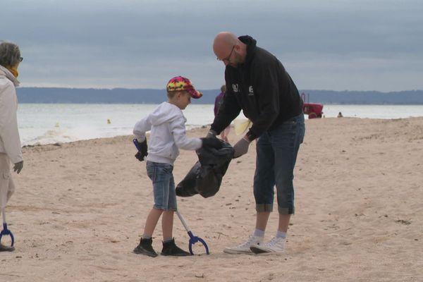 Opération plage propre ce samedi 4 juillet sur la commune de Langrune-sur-Mer