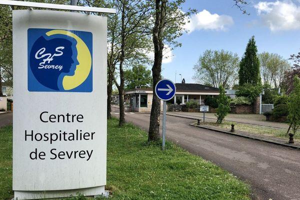Le CHS de Sevrey en Saône-et-Loire
